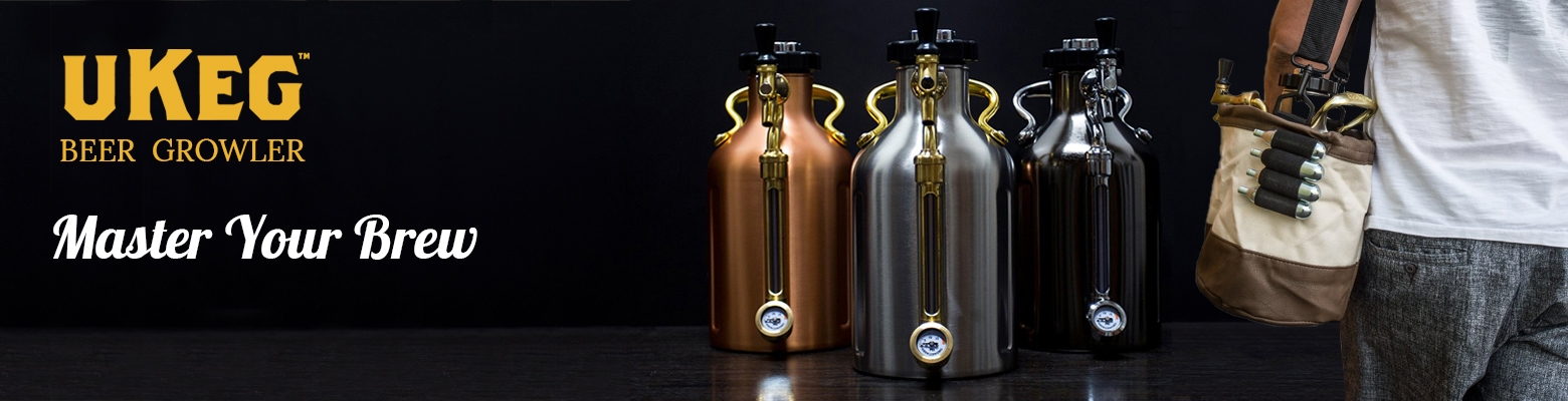 GrowlerWerks™ uKeg™